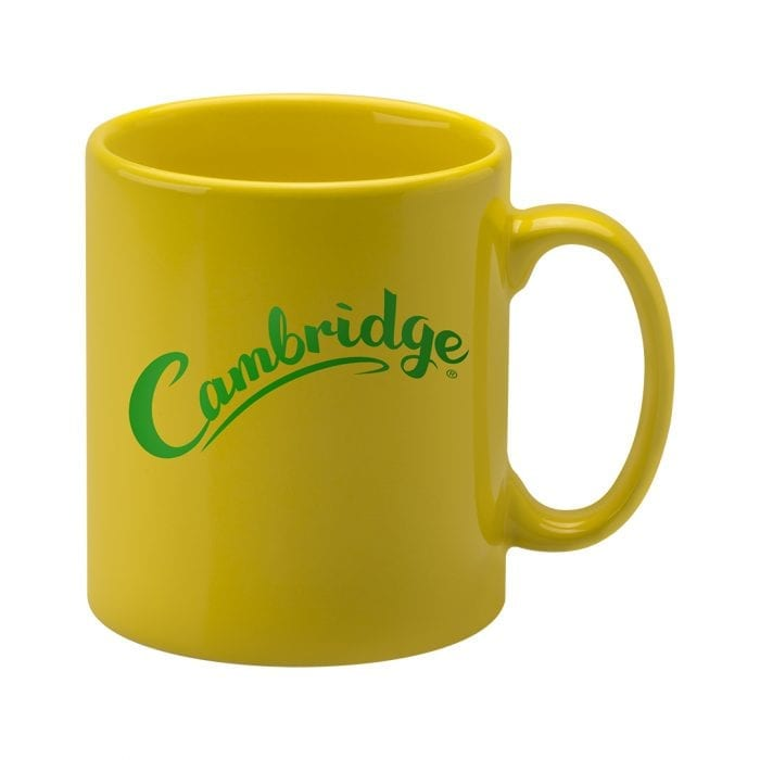 Cambridge Yellow