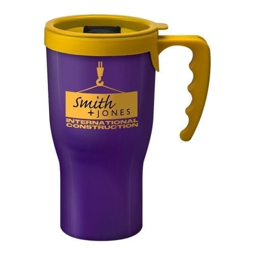 Challenger Mug Purple
